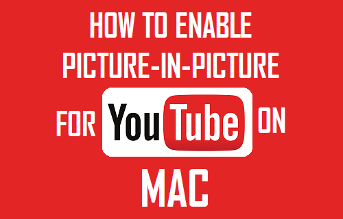 Enable Picture-in-Picture For YouTube on Mac