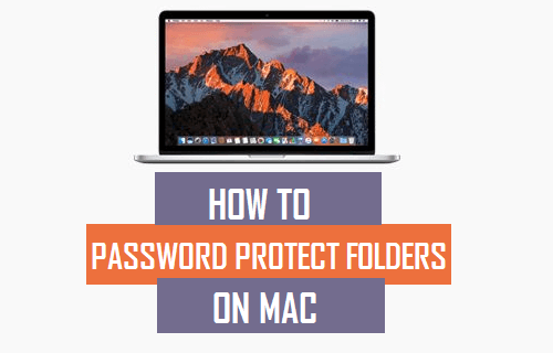 Password Protect Folders on Mac and Protect Your Data