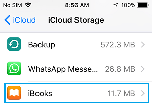 List of Apps Storing Data to iCloud