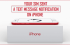 Your SIM Sent a Text Message Notification on iPhone