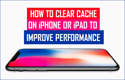 how to clear iphone cache how to clear cache on iphone and 17120