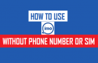 How to Use imo Without Phone Number or SIM