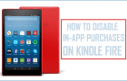 How to Disable In-App Purchases on Kindle Fire