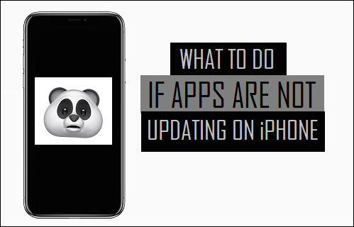 What to Do If Apps Are Not Updating on iPhone