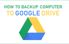 Backup Computer to Google Drive