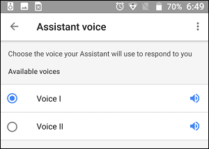 Change Google Home Voice to Male or Female