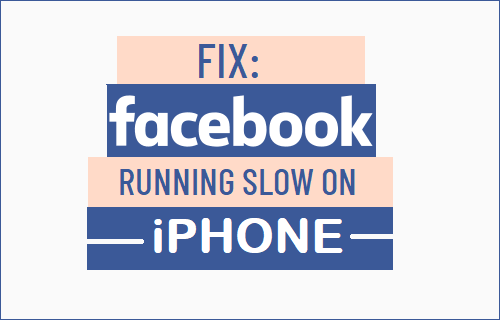 Facebook Running Slow on iPhone