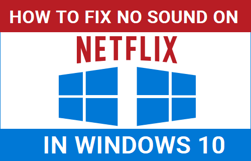 no sound since windows 10 update