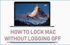 Lock Mac Without Logging Off