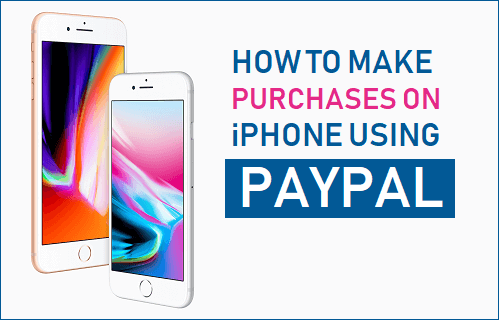 Make Purchases on iPhone Using PayPal