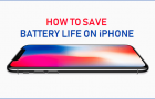 How to Save Battery Life on iPhone