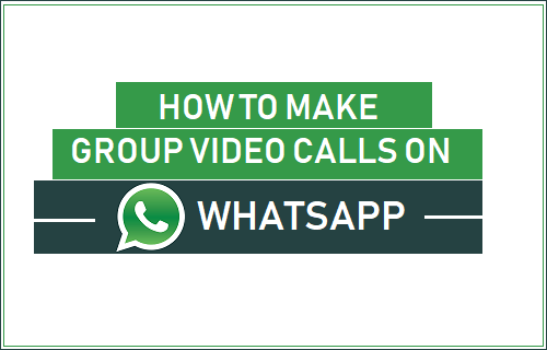 +Make Group Video Calls On WhatsApp
