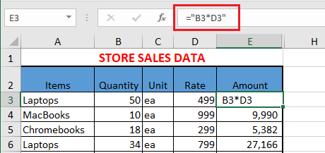 Excel Formula Enclosed in Quotes