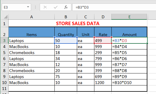 Formulas Showing as Text Strings in Excel