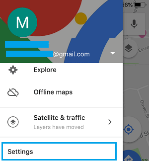 How to Clear Google Maps History on iPhone and Android Clear Google Map History on