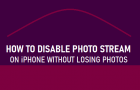 Disable Photo Stream On iPhone Without Losing Photos