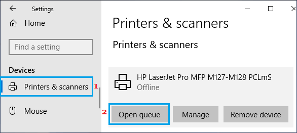 How to Fix Another Computer is Using the Printer Error in Windows 10