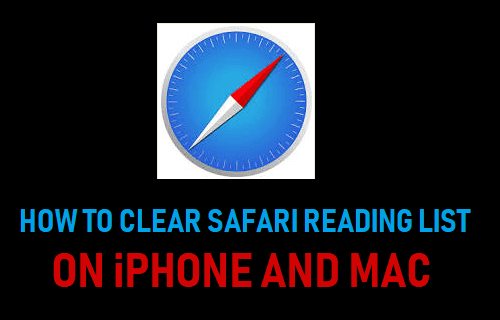 Clear Safari Reading List On iPhone and Mac