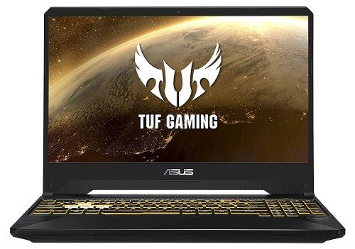 Asus TUF Gaming Laptop AMD Version