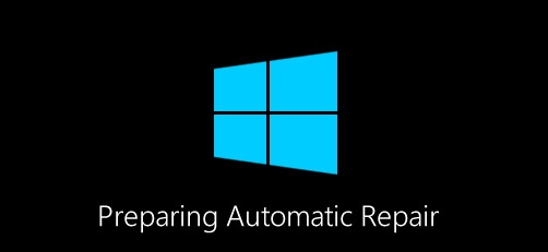 Windows Automatic Repair screen