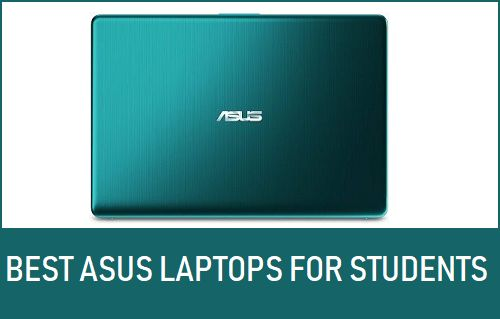 Best Asus Laptops for Students