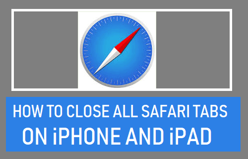 Close All Safari Tabs on iPhone and iPad