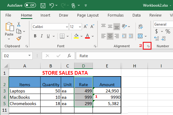 Select Cells to Lock in Excel