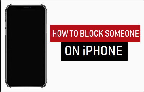 Block Someone on iPhone