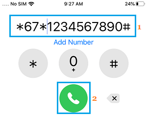 Forward Calls When iPhone is Busy