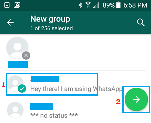 Add People to WhatsApp Group