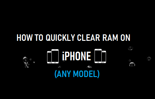Quickly Clear RAM on iPhone (Any Model)