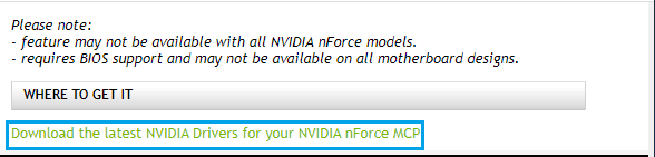 Download Latest NVIDIA Drivers
