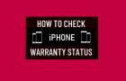 Check iPhone Warranty Status