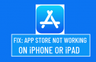 App Store Not Working on iPhone or iPad
