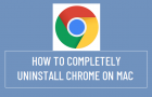 Completely Uninstall Chrome on Mac