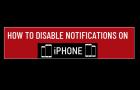 Hide Notifications on iPhone Lock Screen