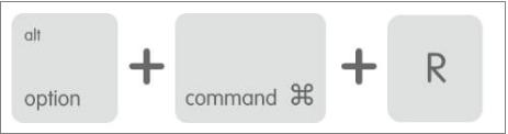 Internet Recovery Mode Keys on Mac