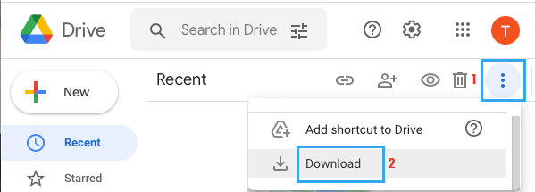 Download File From Google Drive