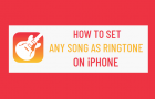 Set Any Song as Ringtone on iPhone